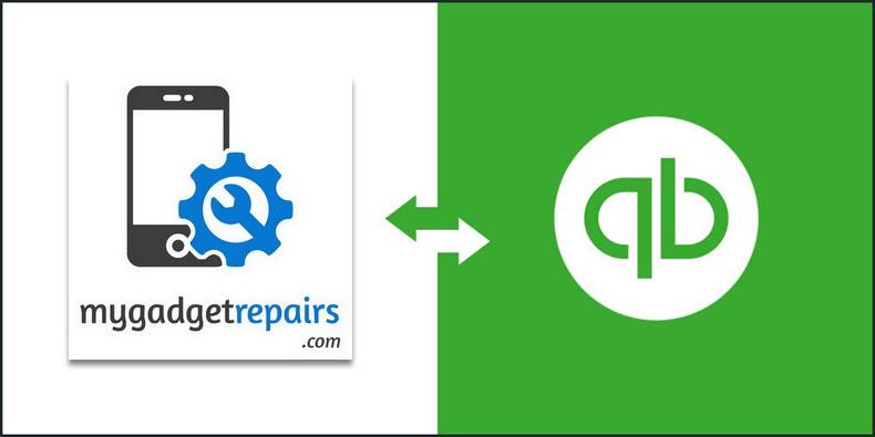My Gadget Repairs and Quickbooks Online integration