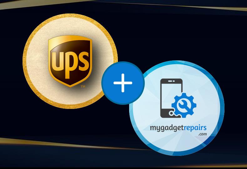 My Gadget Repairs and UPS