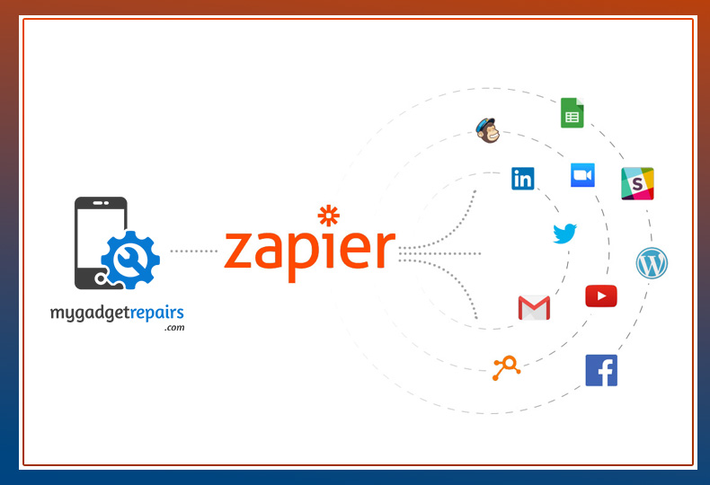 My Gadget Repairs and Zapier