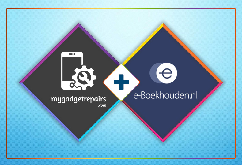 My Gadget Repairs and e-boekhouden