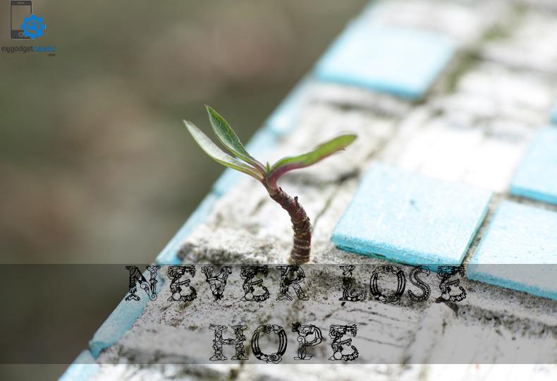 Week 33 - Begin the week on a positive note! #mygadgetrepairs #mondaymotivation